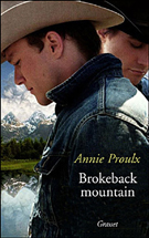 """Brokeback Mountain"" de Annie Proulx"